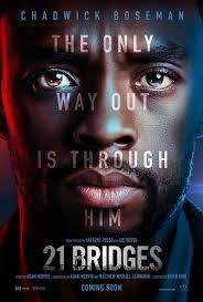 ดูหนังออนไลน์ 21 Bridges (2019) เผด็จศึกยึดนิวยอร์ก