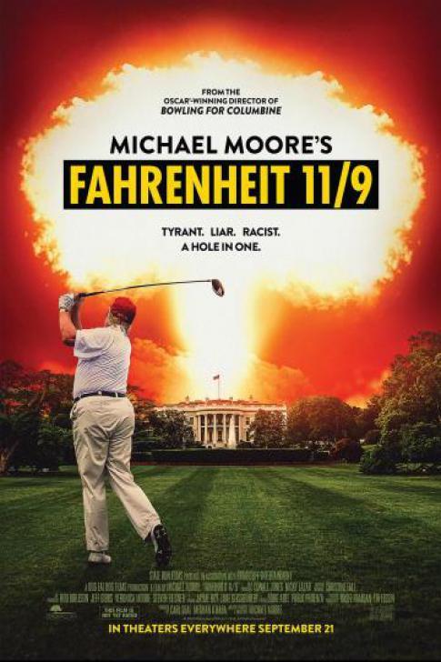 ดูหนังออนไลน์ Fahrenheit 11-9 (2018)