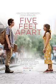 ดูหนังออนไลน์ฟรี Five.Feet.Apart.2019